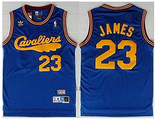cheaper c95c1 c0e36 Lebron James Cleveland Cavaliers Jersey Throwback Cavs ...